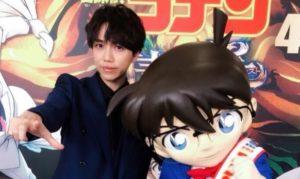 コナン 映画 2019  紺青の拳(フィスト) 公開日 いつ